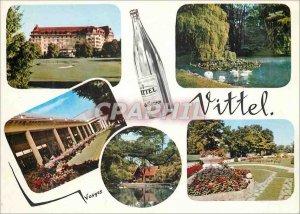 Postcard Modern Vosges Vittel Mineral water