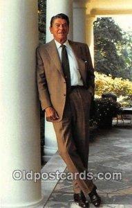 President Reagan Oval Office Unused