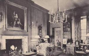 Virginia Carters Grove The Library