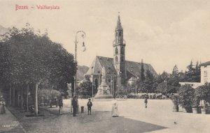 BOZEN, Italy, 00-10s ; Waltherplatz