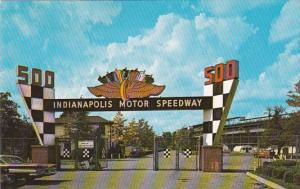 Indiana Indianapolis Main Gate Indianapolis Motor Speedway