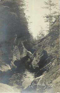RPPC of Cavendish Gorge in Vermont VT