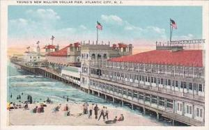 New Jersey Atlantic City Youngs New Million Dollar Pier