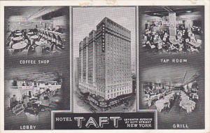 Hotel Taft New York City