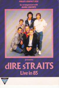 Dire Straits Live In 85