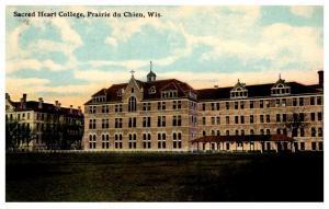Wisconsin Prairie du Chien , Sacred Heart College