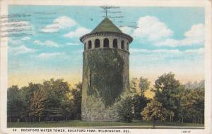 Rockford Water Tower, Rockford Park, Wilmington, Delaware, PU-1929