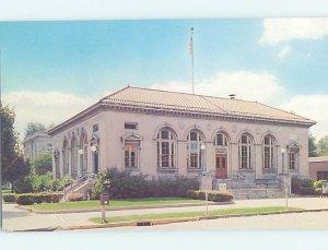 Pre-1980 POST OFFICE SCENE Frankfort Indiana IN AF0834