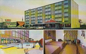 Kentucky Louisville Howard Johnsons Motor Lodge With Pool