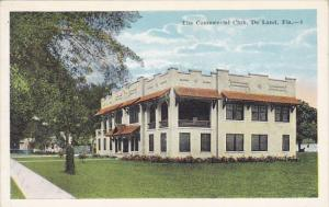 Florida Deland The Commercial Club