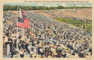 CLEVELAND , Ohio, 1930-40s ; Air Races