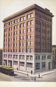 Kalamazoo National Bank Building, KALAMAZOO, Michigan, 00-10s