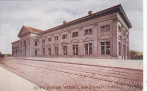 Ohio Cincinnati City Water Works 1908