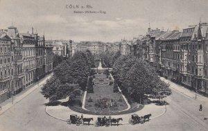 COLN a Rh., Germany, PU-1909; Kaiser Wilhelm Ring