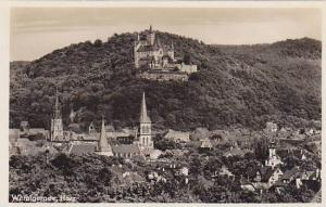 RP, Partial View, Wernigerode (Saxony-Anhalt), Germany, 1920-1940s