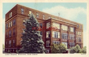 LUTHER HOSPITAL, WATERTOWN, SOUTH DAKOTA