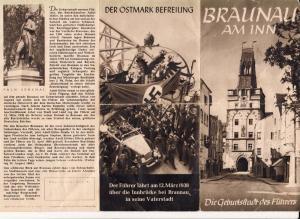 Brsunsu Am Inn, Die Geburtsftadt des Fuhrers