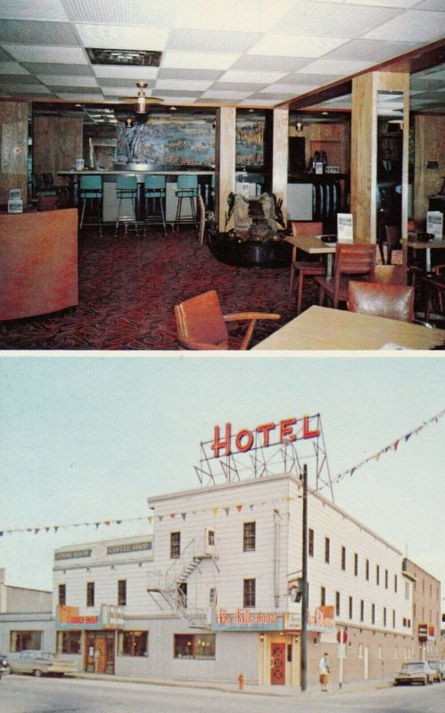 DRYDEN , Ontario, 1950-60s ; Central Hotel , The Falls Room