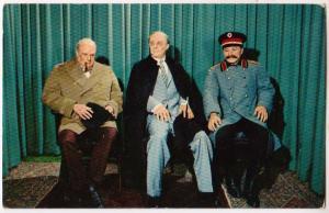 The Yalta Conference 1945, Franklin D Roosevelt