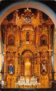 Golden Altar Panama City Panama Writing on back