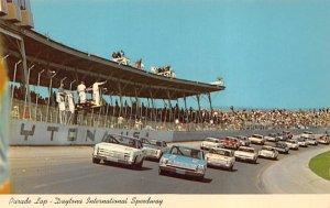 Daytona Intenational Speedway Parade Lap Daytona Beach FL