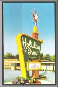 Pennsylvania, New Stanton Holiday Inn Motel & Restaurant - [PA-149]