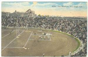 The Stadium, San Diego, California, 00-10s