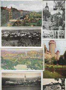 Czech Republic - Rychnov nad Kněžnou Ostrava And More Lot of 19 Postcards 01.07