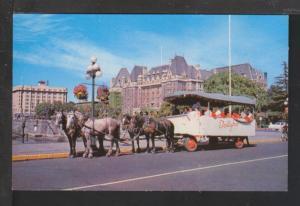 The Tallyho,Victoria,BC,Canada Postcard