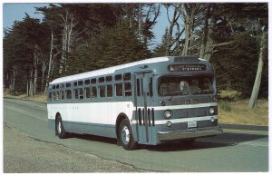 Pacific Greyhound Lines #K1468 General Motors Model TDM4801-019