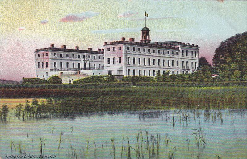 Tullgarn Castle, Sweden, 1900-1910s