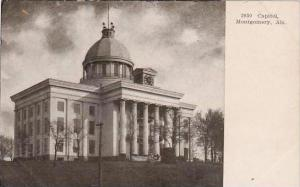 Alabama Montgomery Capitol