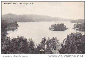 New Hampshire Lake Sunapee Burkehaven Bay Albertype