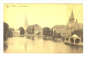 Brugge, Belgium, 00-10s Het Minnewater
