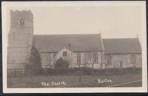Cheshire Postcard - The Church, Barton     A9650