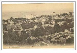 Arcachon, France, rooftop view 00-10s