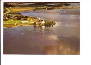 St George, Winnipeg River, Manitoba, Canada Post Matching Stamp Postal Statio...