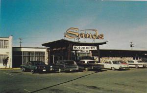 Sands Motor Hotel , Edmonton , Alberta , Canada , 40-60s
