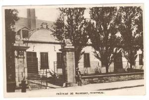 RP, Chateau De Ramesay, Montreal, Quebec, Canada, 1920-1940s