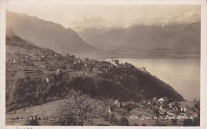 RP; Glion et la Dent au Midi, SWITZERLAND, 1920-40s