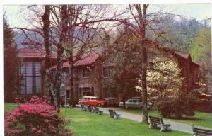Anderson Auditorium,Spring-time,Montreat,NC,40-60s