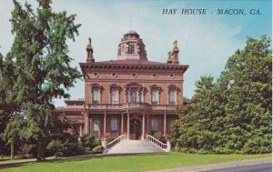 Hay House - Macon GA, Georgia