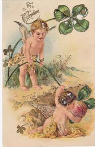 VALENTINE´S DAY; Cupids and Shamrocks, 00-10s