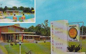 New Jersey Bordentown The Easterner Motor Lodge