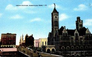 Tennessee Nashville Union Station