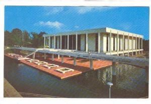 Robert Muldrow Cooper Library, Clemson , South Carolina, 40-60s