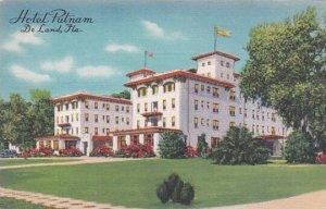 Florida Deland Hotel Putnam 1984