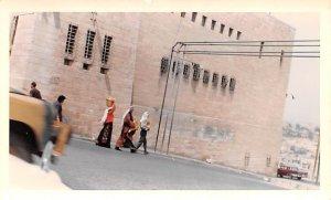City jail Bethlehem Jordan Non Postcard Backing