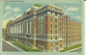 Chicago, Illinois, County Hospital