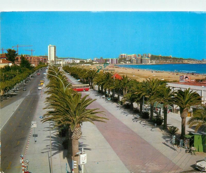 Spain Salou beach